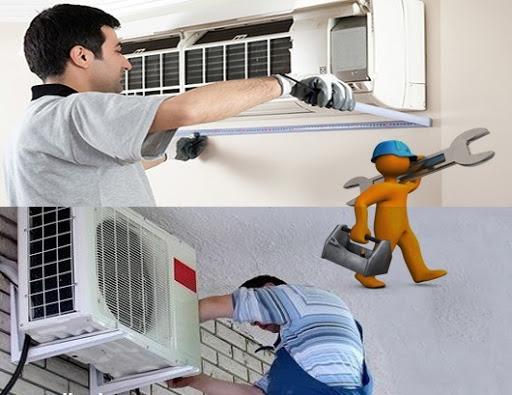 hình ảnh minh họa sửa điều hòa tại nhà